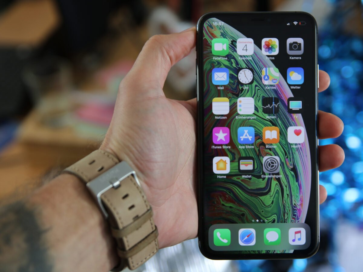 Das iPhone XS Max