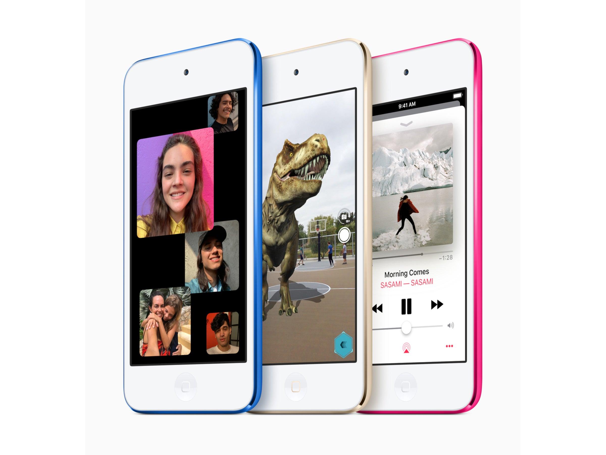 neuer iPod Touch