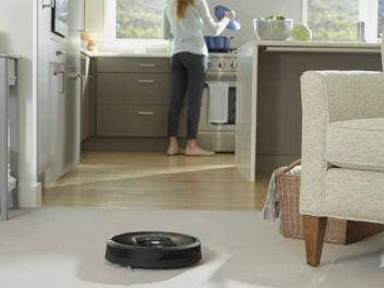 iRoboto Roomba Sataubsauger-Roboter