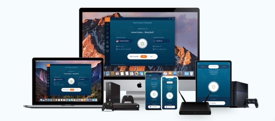 Ivacy VPN mit vielen Geräten
