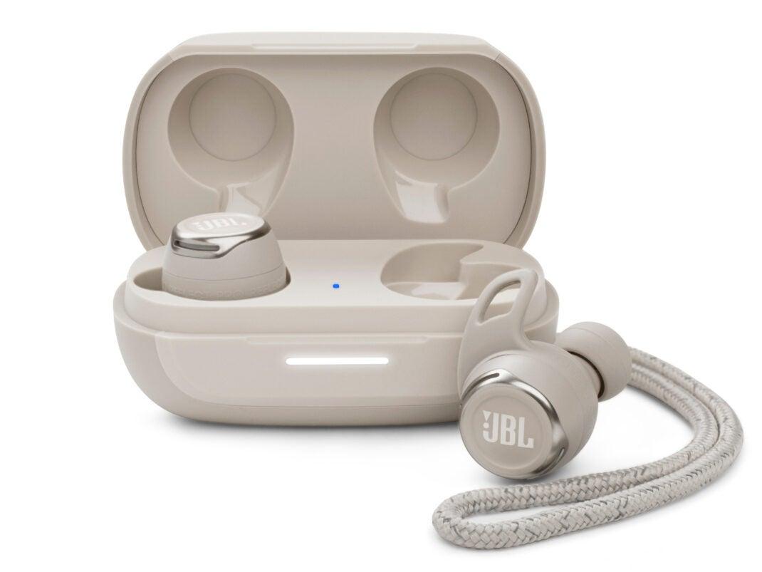 Die JBL Reflect Flow Pro sind das Aushängeschild des Unternehmens in Sachen In-Ear-Kopfhörer