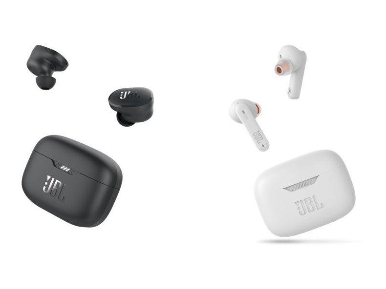 Links die Tune 130, rechts die Tune 230 In-Ear-Kopfhörer