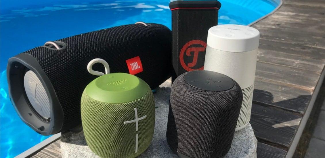 Jbl Xtreme 2, Teufel Rockster XS, Bose Soundlink Revolve, Ultimate Ears Wonderboom, Soundcore Motion Q, Bluetooth, Lautsprecher