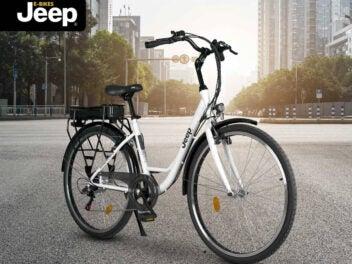 Jeep City E-Bike ECR 3001