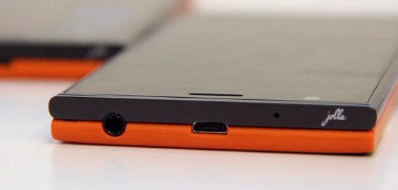 Jolla Smartphone mit Sailfish OS