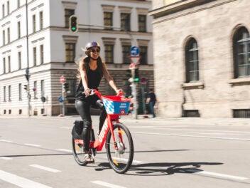 Jump Bike in München