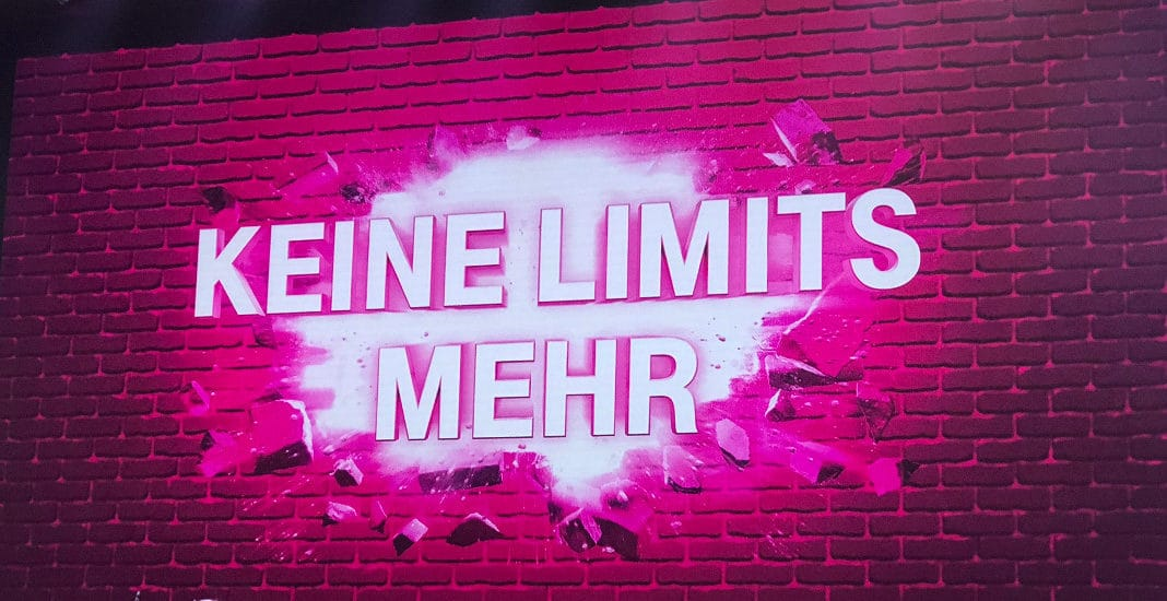 Telekom sprengt Limits