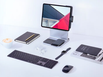 Das Kensington StudioDock für Apples iPad Pro und iPad Air 4