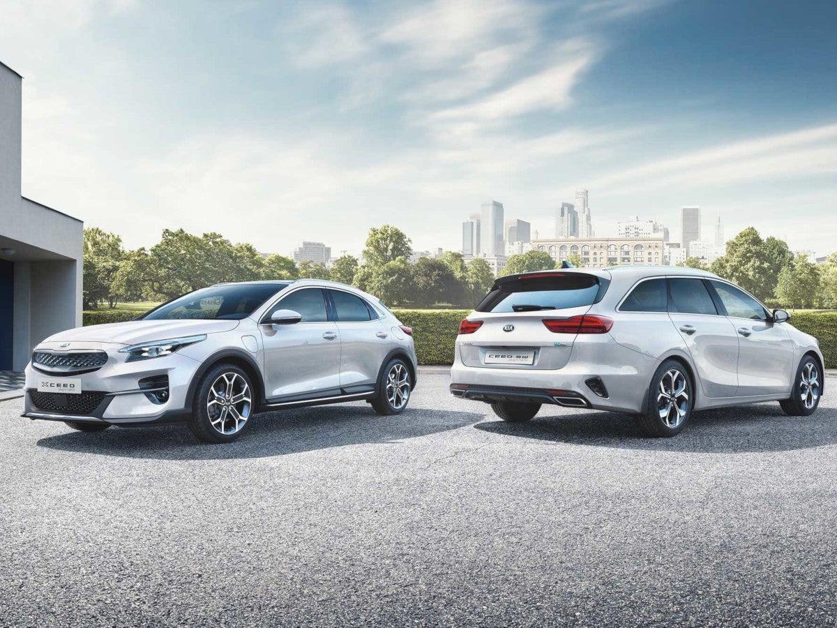 Kia Ceed Sportswagen und Kia Ceed XCeed als Plug-in-Hybrid