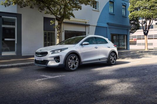 Kia Ceed XCeed Plug-in-Hybrid