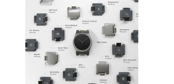 kickstarter smartwatches blocks