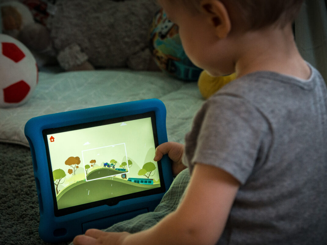 Kinder-Tablet im Test: Spiele spielen auf Amazon Fire HD 8 Kids Edition