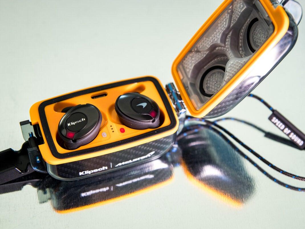 Auriculares con gran sonido y diseño: Klipsch T5 II McLaren Edition