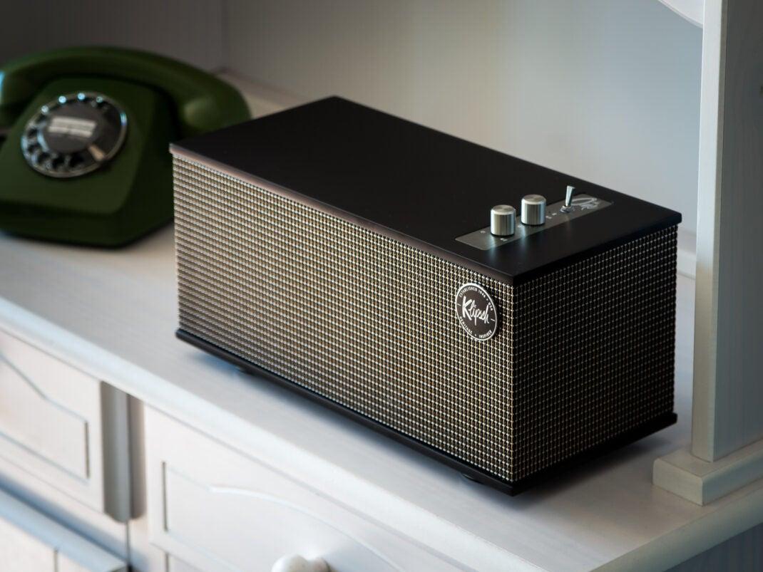 Klipsch The One II: Bluetooth-Lautsprecher im Test