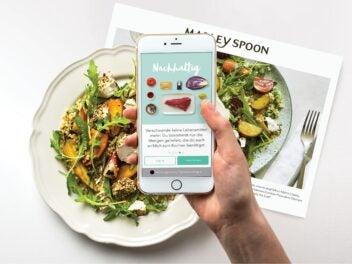 Marley Spoon: Das Rezept gibt's per App