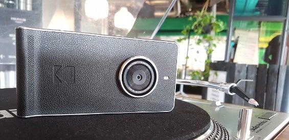 Das Kodak Ektra