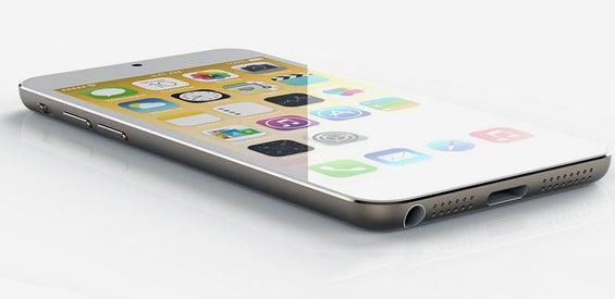 Konzept: iPhone 6 alias iPhone Air