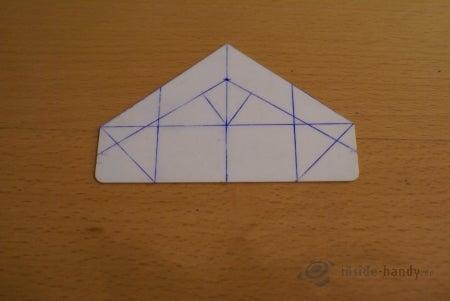 Kredit- bzw. Videothek-Karte Schritt 8