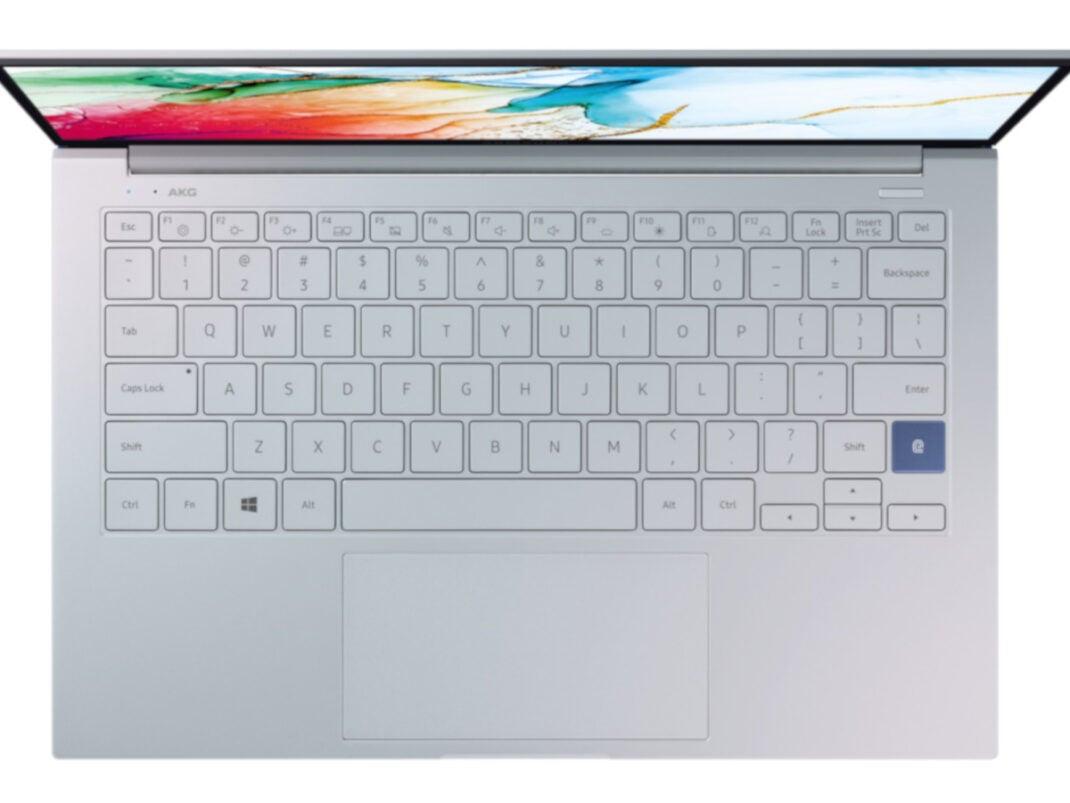 Samsung-Laptop Galaxy Book Ion