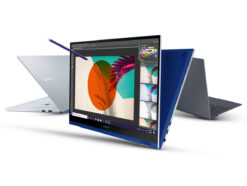 Samsung-Laptop Galaxy Book Ion, Flex und S