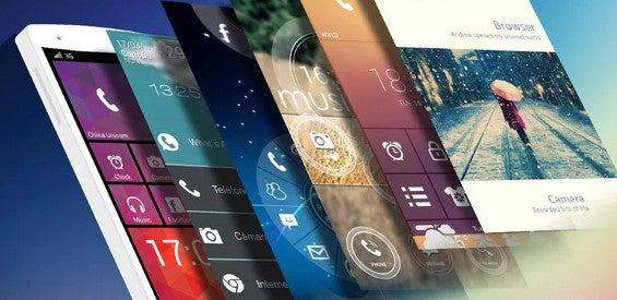 Launcher 8 free für Android