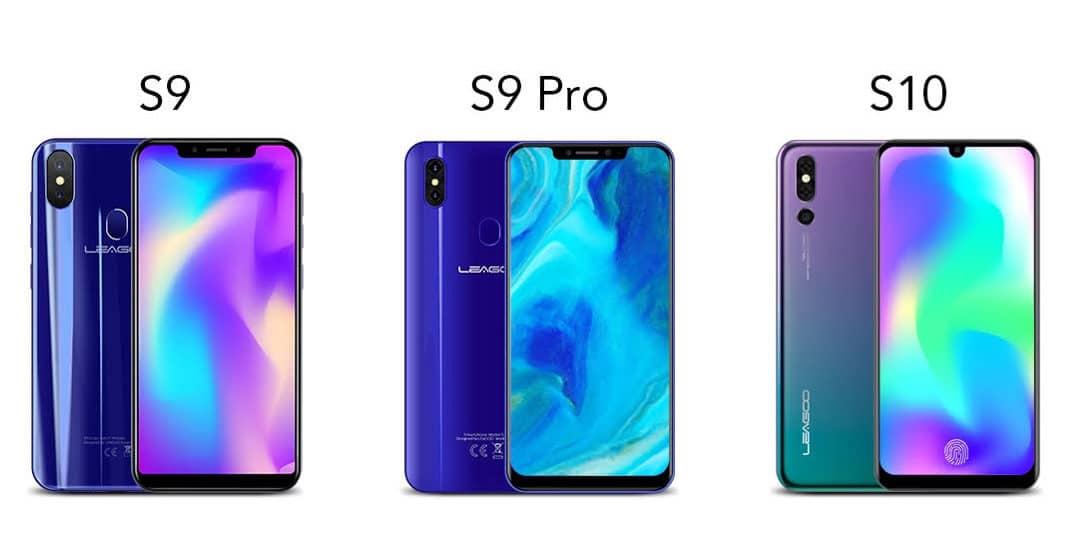 Leagoo, S9, S9 Pro, S10, Smartphone, China-Handy