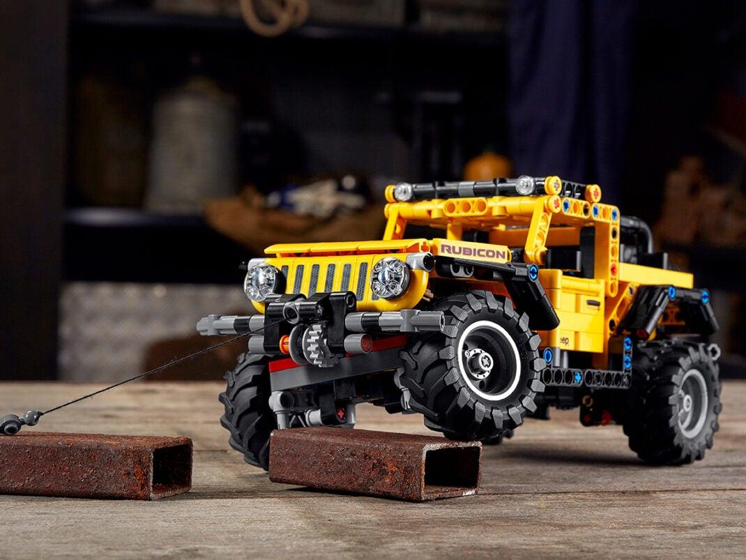 LEGO® Technic Jeep Wrangler Rubicon
