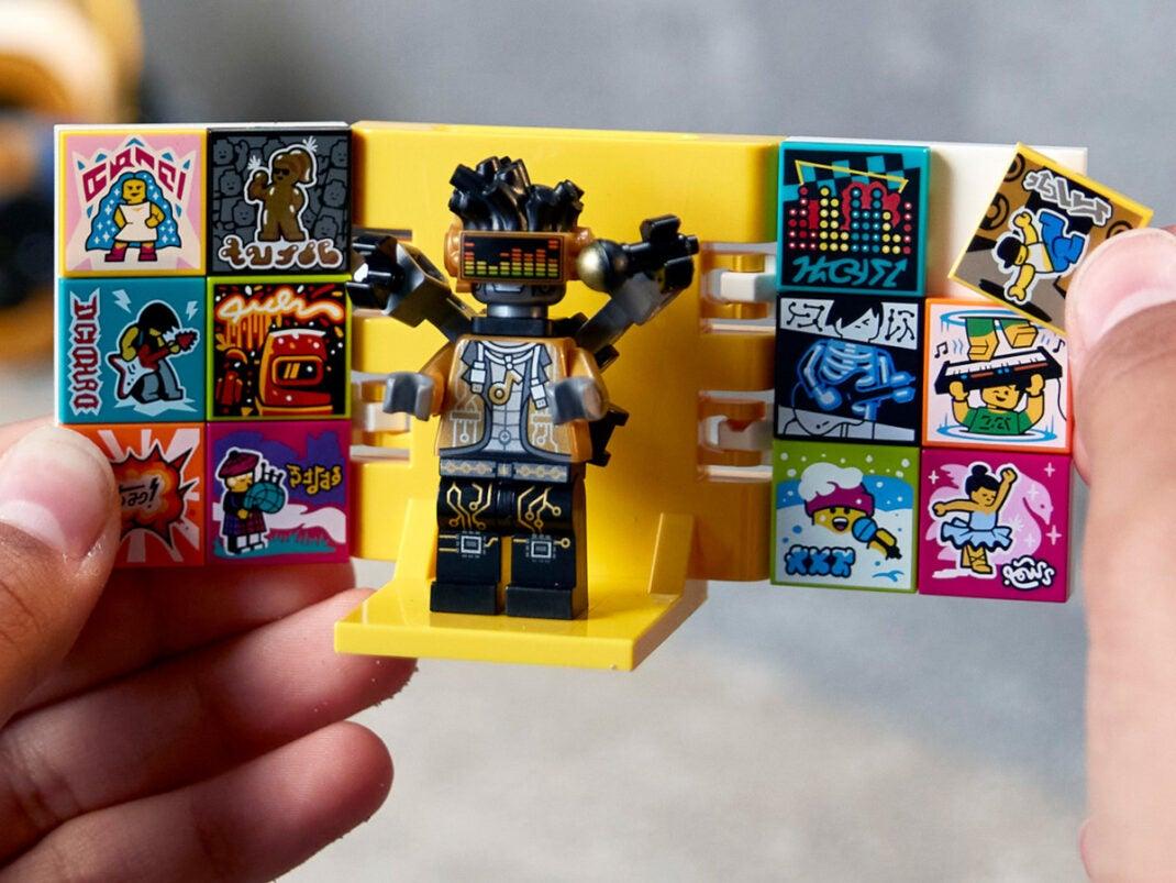 Lego Vidiyo Bausteine