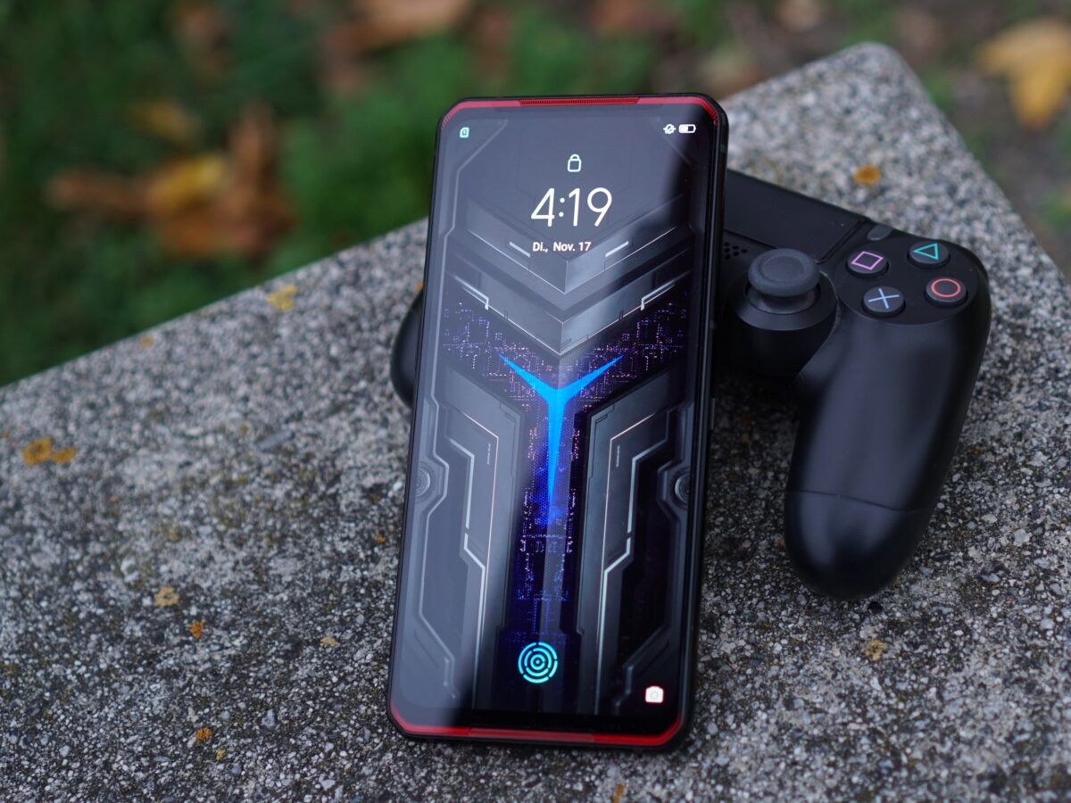 Hands-On des Lenovo Legion Phone Duel