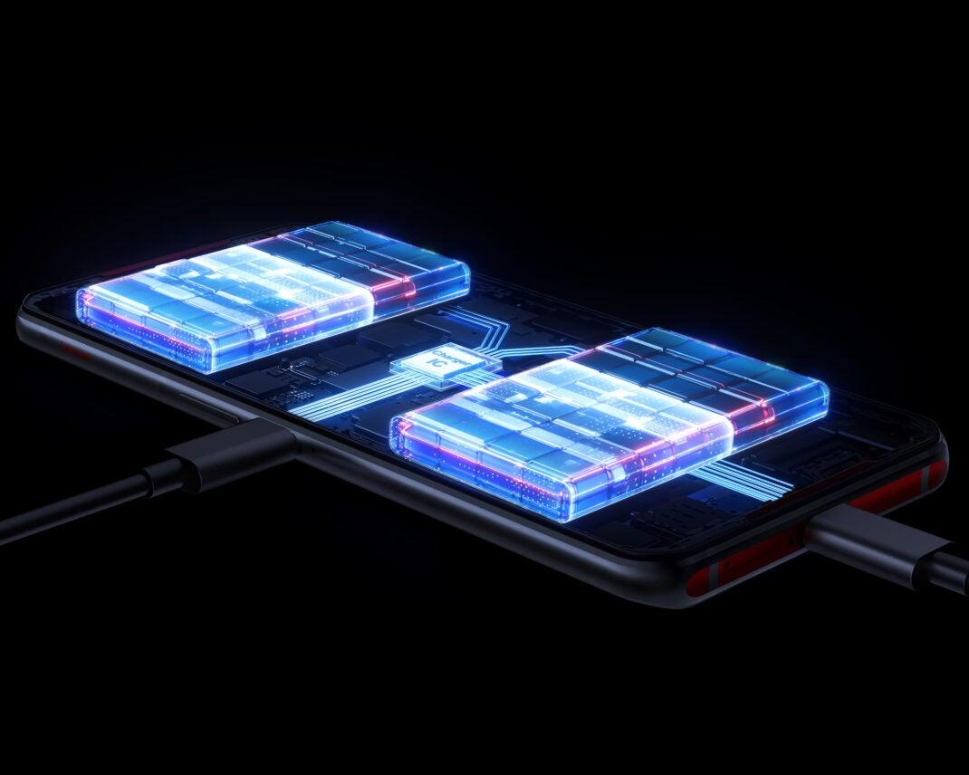 Lenovo Legion Phone Duel zweiteiliger Akku