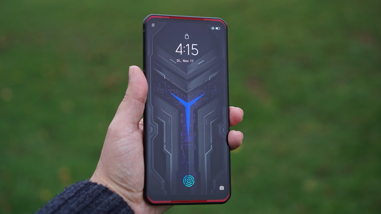 Hands-On des Lenovo Legion Phone Duel