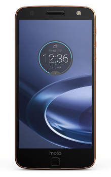 Lenovo Moto Z Force Datenblatt - Foto des Lenovo Moto Z Force