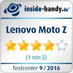 Lenovo Moto Z Siegel
