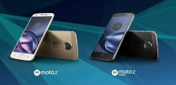 Lenovo Moto Z und Moto Z Force