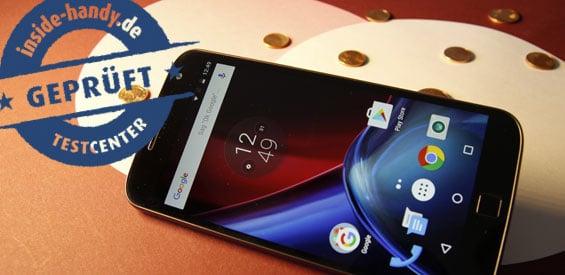 Lenovo Moto G4 Plus Getestet