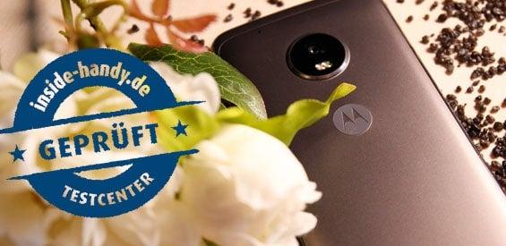 Lenovo Moto G5 Plus geprüft