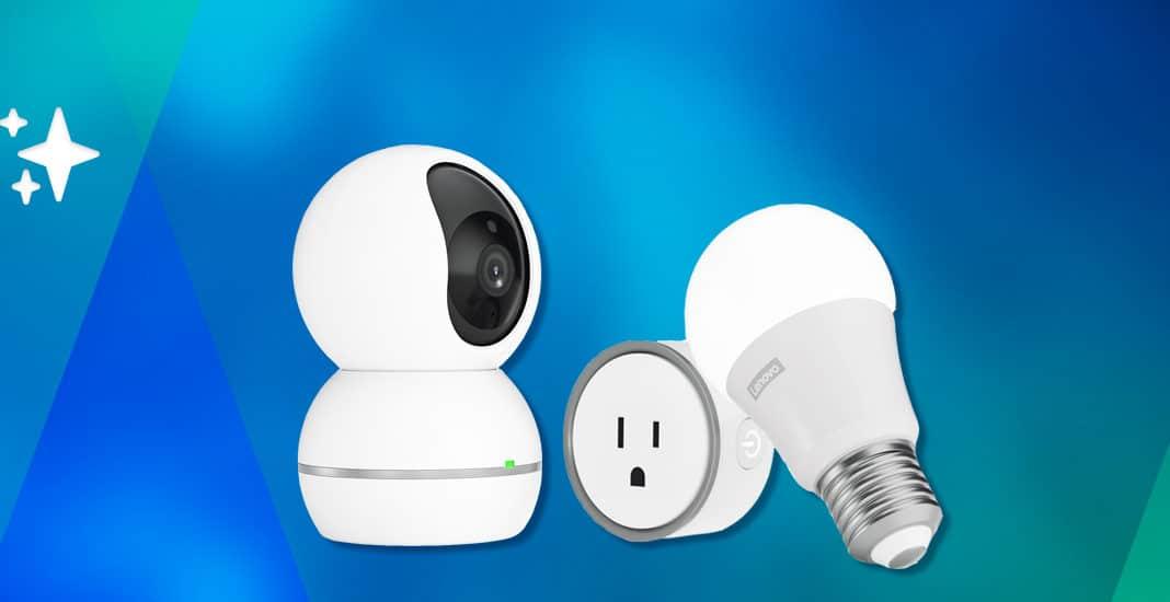 Lenovo Smart Home Produkte