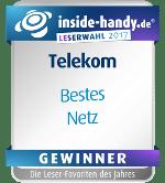 Bestes Netz in der Leserwahl 2017