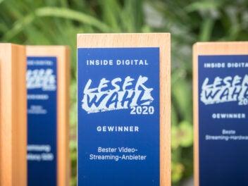 Leserwahl 2020 Pokal