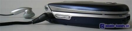 LG C2200 : Kopfhörer Anschluss