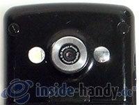 LG Electronics Chocolate UMTS: Kamera