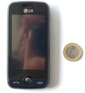 LG Electronics GS290 Cookie Fresh