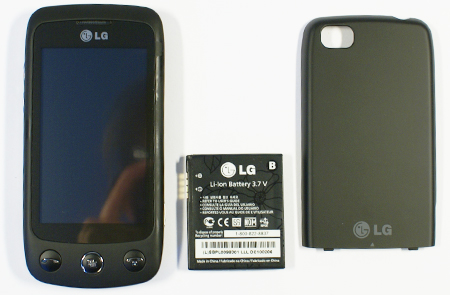LG Electronics GS500 Cookie Plus