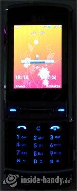 LG Electronics KE970: Beleuchtung