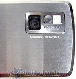 LG Electronics KE970: Kamera