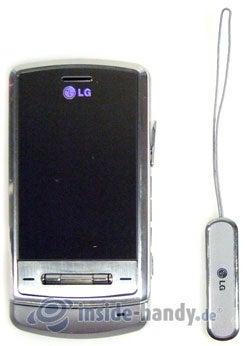 LG Electronics KE970: mit Displayreiniger