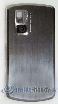 LG Electronics KE970: Rückseite