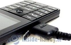 LG Electronics KG320S: Anschluss