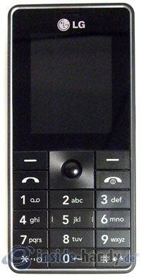 LG Electronics KG320S: Draufsicht