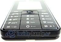LG Electronics KG320S: Draufsicht unten